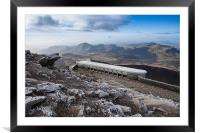 Snowdon Views, Framed Mounted Print