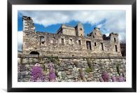 Castle Campbell , Scotland, Framed Mounted Print