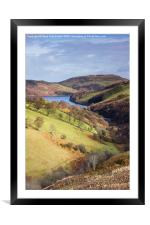 Cambrian Beauty, Framed Mounted Print