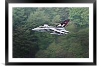 617 Squadron Tornado, Dambusters BBMF 70th Anniver, Framed Mounted Print