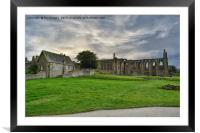Bolton Abbey, Framed Mounted Print