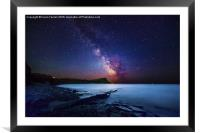 Out of this world - Kimmeridge, Framed Mounted Print