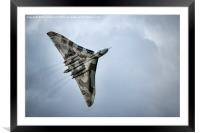 Goodbye Vulcan, Framed Mounted Print