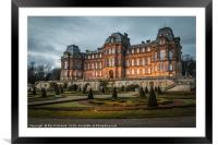 Bowes Museum , Framed Mounted Print