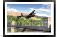 Dambusters Remembered, Framed Mounted Print