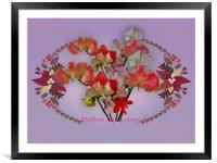 Mothers Day, Framed Mounted Print