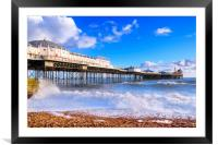 Brighton Palace Pier, Framed Mounted Print