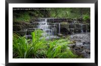 Howstein Beck, Framed Mounted Print