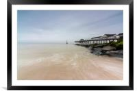 The Southwold Pier, Framed Mounted Print