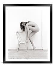 Surexpose Bella Passionata, Framed Mounted Print