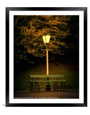 Meeting Place, Framed Mounted Print