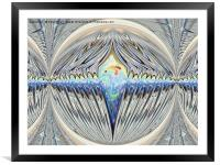 What is hidden within, Framed Mounted Print