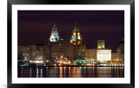 The Three Graces, Framed Mounted Print