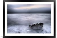 Criel Sur Mer, Framed Mounted Print