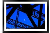 Sydney Harbour Bridge, Framed Mounted Print