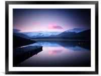Dusk On Loch Leven