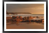 Dollar Cove, Framed Mounted Print