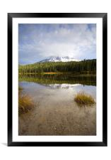 Spanning the Skies , Framed Mounted Print