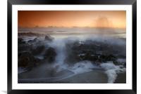 Whisper of Dawn, Framed Mounted Print