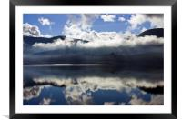Almost Heaven , Framed Mounted Print