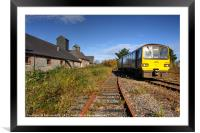 Maltings Pacer , Framed Mounted Print