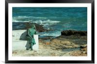 Mediterranean Dreaming, Framed Mounted Print