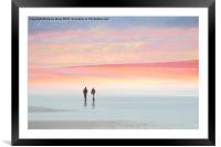 Love, Framed Mounted Print