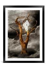 Season of Time, Framed Mounted Print