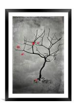 Natures Song, Framed Mounted Print