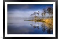 Loch Ard , Trossachs, Framed Mounted Print