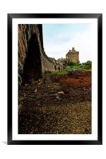 Eilean Donan Castle, Framed Mounted Print