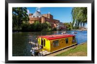 Royal Shakespeare Theatre, Framed Mounted Print