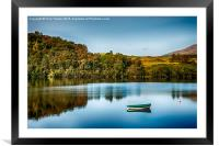 Loch Awe Reflections, Framed Mounted Print