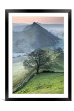 Parkhouse Hill, Framed Mounted Print