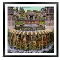 Arundel Pond, Framed Mounted Print