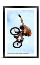 Airtime, Framed Mounted Print