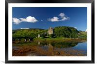 Eilean Donan Summer I, Framed Mounted Print
