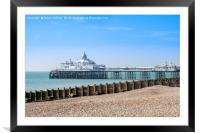 Eastbourne Pier, Framed Mounted Print