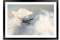 Vulcan Howl, Framed Mounted Print