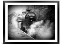 East Lancs Railway. , Framed Mounted Print