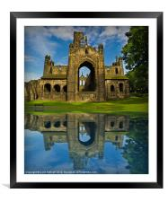 Reflected Glory, Framed Mounted Print