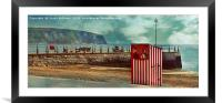 Halcyon Days, Framed Mounted Print