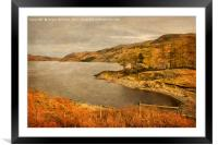 Haweswater 1, Framed Mounted Print