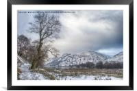 Path to Patterdale 2, Framed Mounted Print