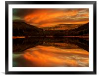 Howden Outlook, Framed Mounted Print