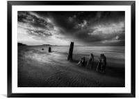 Helvetia Storm, Framed Mounted Print
