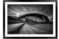 The Sage Centre at Gateshead, Framed Mounted Print