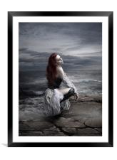 Refreshing the Soul, Framed Mounted Print