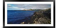 Craignish Point, Framed Mounted Print