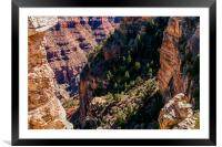 Grand Canyon, Framed Mounted Print